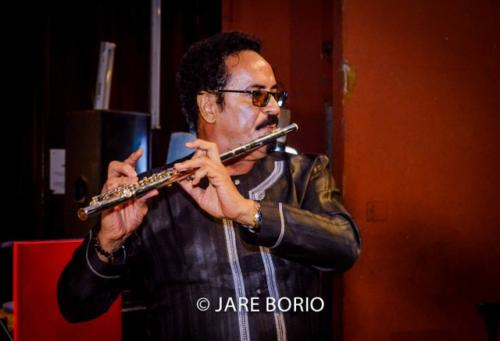 Globally recognized Flutist, TeeMac at Summit 4.0