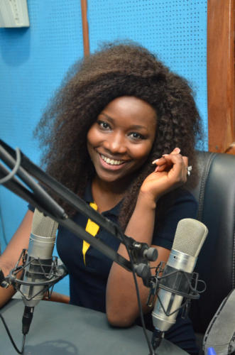 Evelyn Zibilis,a.k.a Evelle, Nigerian Idol Season IV Winner on the Ambassadors Radio Show