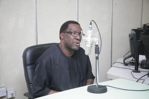 Hon. Steve Ayorinde, Commissioner for Information, Lagos State