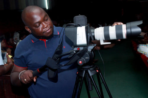 White Eagle Media, Abuja @Work