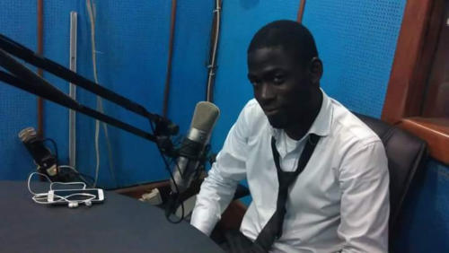 Youngest African PhD Holder, Dr Hallowed Olaoluwa(24) on the Show